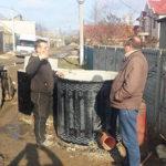 Extinderea rețelei de canalizare pe str. M. Drăgan