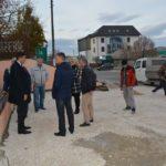 Lucrările de Amenajare în Hâncești monumentul Kotovski