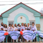 Angajații Oficiului Stării Civile din Hîncești în Haine Tradiționale de Dragobete