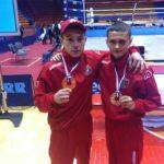 Iulian Ivanov și Dorin Bucșa vor reprezenta țara la Campionatul European de Box