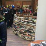 Biblioteca Publica Raionala Hîncești a avut peste 200 de vizitatori din toată Republica.