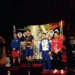 Medalia de Bronz pentru Dorin Bucșa la Campionatul U-22
