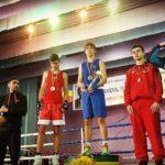 """Hânceșteanul Moraru Vasile vicecampion la Turneului de Box  """"Memoriam Pavel Lușcevschii"""""""