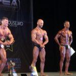 Vitalie Răducanu a adus la Hâncești locul 3 de la concursul de BodyBuilding.