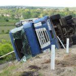 Foto-Video de la Accidentul de pe traseul Hîncești-Chisinău