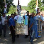 Icoana Maicii Domnului de la Hârbovăț a ajuns și la Bujor.