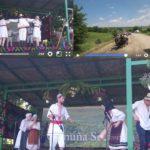 """Video ! Festivalul etno-folcloric """"Rusaliile"""" în s. Secăreni"""