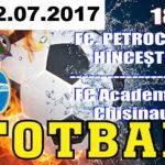 FC PETROCUB HÎNCEȘTI vs FC ACADEMIA CHIȘINĂU