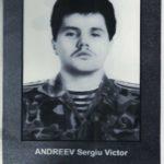 Plutonierului Sergiu Andreev din s.Cioara !  A luptat pentru Noi !