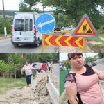 Când va fi reparat Drumul ? Cum să circule Șoferii ? Cum să se deplaseze oamenii din Oraș ?