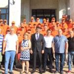 Foto-Video ! Echipament Nou de Serviciu pentru lucrătorii Regia Ara !
