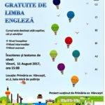 Cursuri Gratuite de Limbă Engleză la Hîncești !