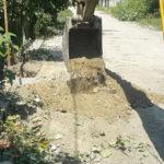 Video ! Lucrări de Conectare la Sistemul public de Canalizare nou construit pe str  M.Drăgan.