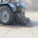 Video ! Lucrări de plombare a drumului pe strada Mitropolitul  Varlam !