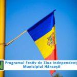 Programul Festiv de Ziua Independenței la Hîncești.