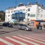 Video ! A fost lovită o Fetiță la Rogatcă-Hîncești.