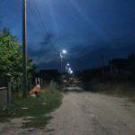 Video ! Lumină pe strada Budăi din regiunea Fabricii de Vinuri !