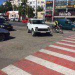 Șoferul Automobilului din Imagine a fost Amendat !