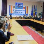 Consiliul Local de Tineri din Hîncești s-au întîlnit astăzi în prima Ședință !