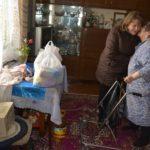 Încă 6 familii din Hîncești au primit pachete cu Produse Alimentare.