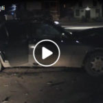 Video! Accident la Hîncești.