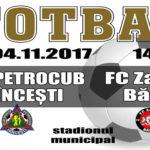 FC PETROCUB vs FC Zarea Bălți.