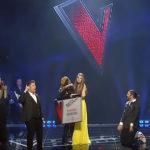 Ana Munteanu a câștigat Vocea României 2017.