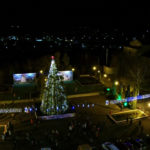 Video ! Inaugurarea festivă a Pomului de Crăciun la Hîncești !