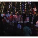 Video! Consiliul Local de Tineret cu un Program în ajun de Crăciun.