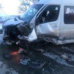 Accident pe traseul Chișinău-Hîncești