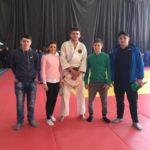 Medalia de Bronz pentru Alexandru Talai din  Hîncești la Judo !