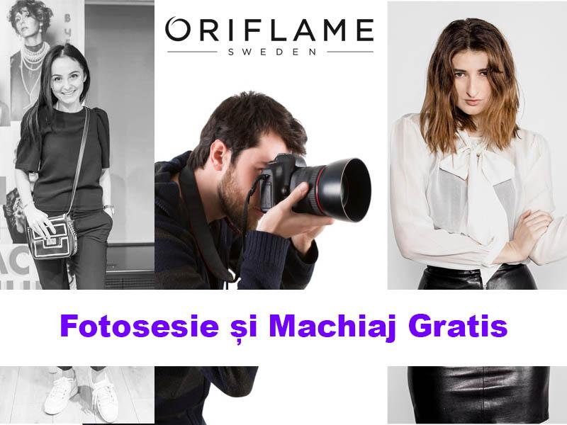 ședință Foto Gratis Machiaj Pentru Doamnele și Domnișoarele 18