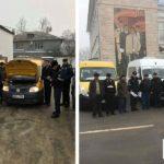 Poliţiştii din Hînceşti au organizat astăzi  acţiuni de control în trafic.