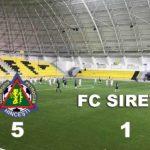 Victorie pentru FC Petrocub Hîncești  în fața echipei FC Sireț