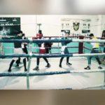 Video! Antrenamente comune între Boxerii din Moldova,Italia și România la Hîncești