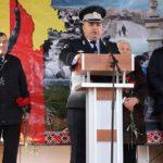 Video ! Manifestaţia de comemorare în cinstea ex-comisarului CPR Hînceşti Mihai Moraru