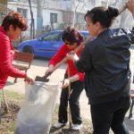 """Start ! Campania de curățenie la Hîncești """"Orașul Meu Curat"""""""