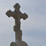 La inițiativa primarului Alexandru Botnari a fost instalată o cruce în cimitirul nou din Hîncești