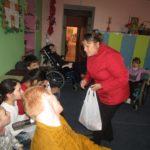 Concert și Cadouri din partea Primăriei Hîncești pentru copii de la Pasărea Albastră