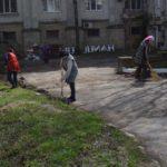 Primăria Hîncești a ieșit la curățenie