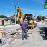 Reconstruirea căminelor de vizită a sistemului de apă și canalizare la Hîncești
