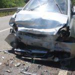Video! Accident pe traseul Cimișlia-Hîncești-Chișinău