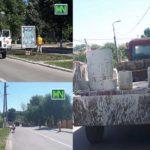 Lucrări de amenajare a municipiului Hîncești, lucrătorii de la Regia-Ara în acțiune