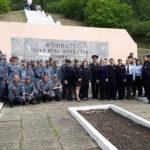 Lucrătorii penitenciarului nr.7 Rusca au comemorat ziua de 9 mai