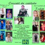 Concert de Caritate la Hîncești ! Invită Tudor Cârlan