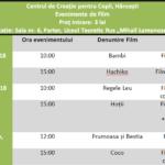 Proiecții de Filme la Hîncești ! pentru tineri, copii și adulți