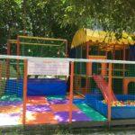 Teren de joacă Gratuit pentru copii clienților restaurantului Dolce Vita din Hîncești
