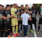 Video! Surpriză pentru cel mai mare fan FC Petrocub Hâncești