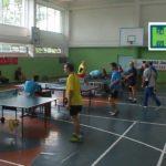 Video! Cupa raionului Hâncești la Tenis de Masă