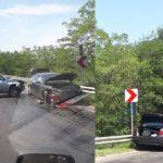 Din nou accident în apropiere de Fundul Galbenei din raionul Hâncești